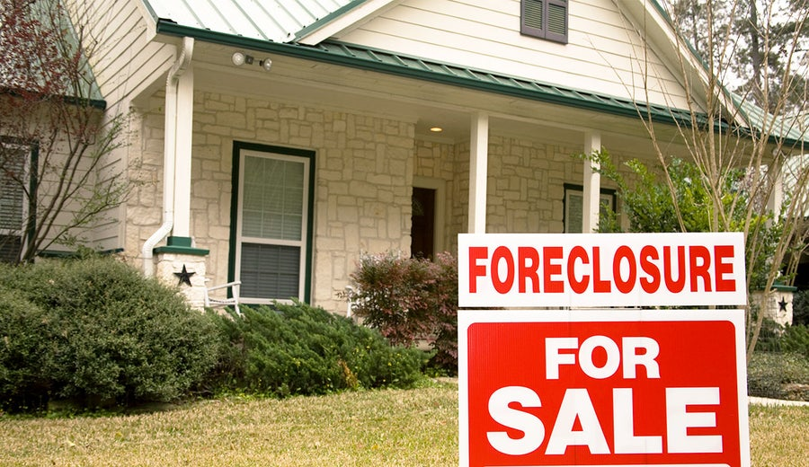 The Consequences of Losing a Home To Foreclosure in Non-Judicial States